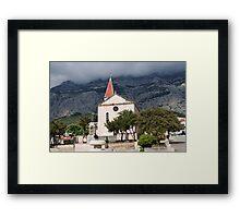 St. Marks church, Makarska Framed Print
