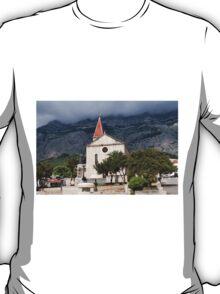 St. Marks church, Makarska T-Shirt