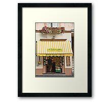 IL Limoncello Framed Print