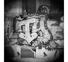 Diana Graffiti Photographic Print