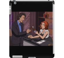 Hulk Widow iPad Case/Skin