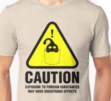 Suu Hazard Sign (English version, for light backgrounds) Unisex T-Shirt
