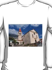 Church of St. Mark at Makarska, Croatia T-Shirt