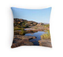 Cederberg Landscape Throw Pillow