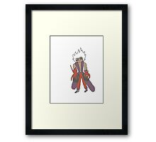 Anime - Zexs Framed Print