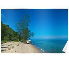 Port Washington Beach Poster