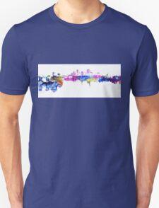 Minneapolis Minnesota Skyline Unisex T-Shirt