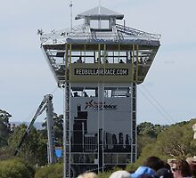 Red Bull air Race Control Tower by Stephen Horton