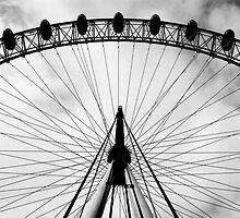 London Eye by Tom Palmer