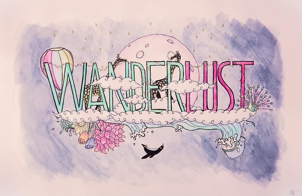 Wanderlust by Eddie Jaworenko