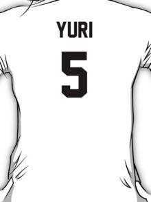 SNSD Yuri Jersey T-Shirt
