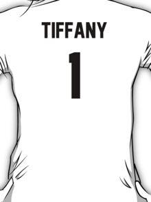 SNSD Tiffany Jersey T-Shirt