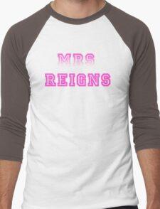 Mrs Reigns Men's Baseball ¾ T-Shirt