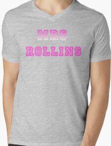 Mrs Rollins Mens V-Neck T-Shirt