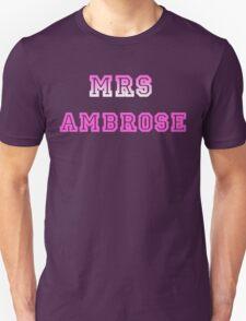 Mrs Ambrose T-Shirt