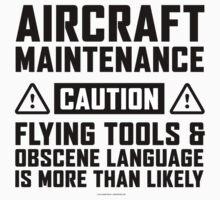 Aircraft Maintenance by Albany Retro