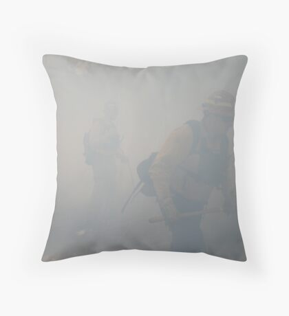 Wind Shift Throw Pillow