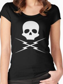 It's Death Proof Women's Fitted Scoop T-Shirt