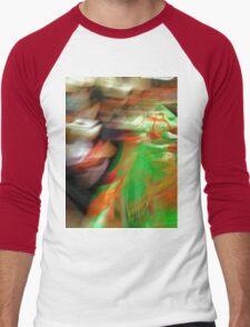 Fresh Light #2 Men's Baseball ¾ T-Shirt