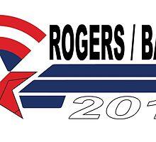Rogers/Barnes 2016 Campaign Parody by doriandoodles