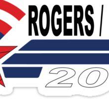 Rogers/Barnes 2016 Campaign Parody Sticker