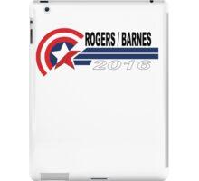 Rogers/Barnes 2016 Campaign Parody iPad Case/Skin