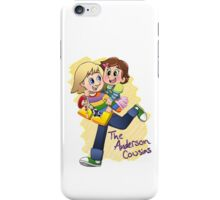 The Anderson Cousins iPhone Case/Skin
