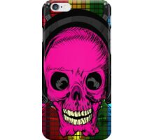 Skulls, Guitars and Rock and Roll! iPhone Case/Skin
