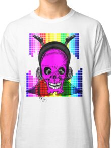 Skulls, Guitars and Rock and Roll! Classic T-Shirt