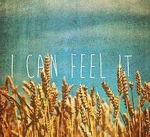 I Can Feel It by Denise Abé