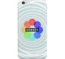 "sense8 ""color wheel"" iPhone Case/Skin"
