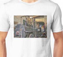 Steam Trains at Beamish Village Unisex T-Shirt