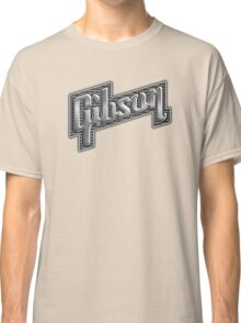 Vintage 40'S Metal Gibson Classic T-Shirt