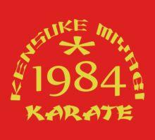 Miyagi Karate by stoopidstu