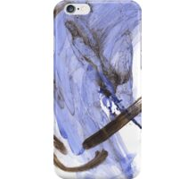 Oil and Water #45 iPhone Case/Skin