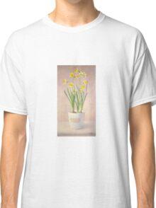 Narcissus Tete-a-tete Classic T-Shirt