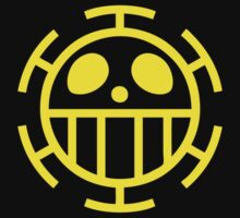 ONE PIECE - The Heart Pirates Jolly Roger by nintendino