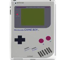 Siloet Game Boy Fan Art iPad Case/Skin