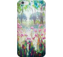 The Angel Of Spring Rises iPhone Case/Skin