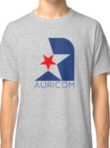 Wipeout - Aurocom logo Classic T-Shirt
