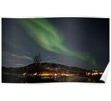 Aurora Borealis I Poster