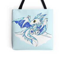 Baby Ice Wyvern Tote Bag