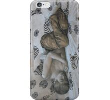 Cold Slumber iPhone Case/Skin