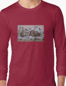 Cold Slumber Long Sleeve T-Shirt