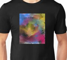 Unique Colorful Abstract Unisex T-Shirt