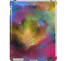 Unique Colorful Abstract iPad Case/Skin