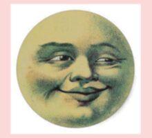 Man in the Moon Baby Tee