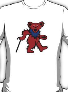Grateful Dead 50th Anniversary - Dancing Bear Fare Thee Well T-Shirt