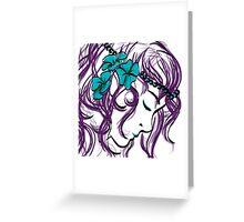 Leila Greeting Card