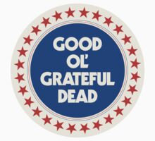 Good Ol' Grateful Dead - 50th Anniversary by Justin Russell